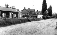 Headley Down, Post Office c1955