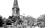 Heckmondwike, St James Church c.1955