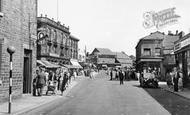 Heckmondwike, Westgate c.1955