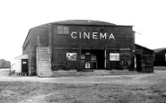 Hednesford, the Cinema, R.A.F. Hednesford c1960