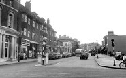 Hendon, Church Road c1955