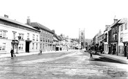 Photo of Henley-On-Thames, Hart Street 1893