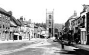 Henley-On-Thames, Hart Street 1893