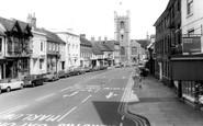 Henley-On-Thames, Hart Street c.1965