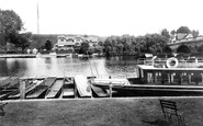 Photo of Henley-On-Thames, Leander Club House 1899