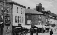 Henley-On-Thames, Market Place 1890