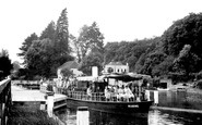 Henley-On-Thames, Marsh Lock c.1955