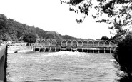 Henley-On-Thames, Marsh Weir c.1955