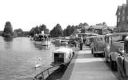 Henley-on-Thames, Pleasure Steamer On The Thames c.1950