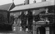 Photo of Henley-On-Thames, Red Lion Hotel 1893