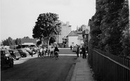 Henley-On-Thames, River Terrace c.1955