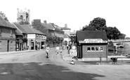 Henley-on-Thames, Riverside c.1950