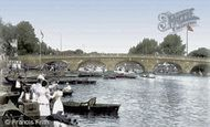 Photo of Henley-On-Thames, the Bridge 1899