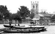 Henley-On-Thames, The River 1893