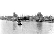 Photo of Henley-On-Thames, the Riverside 1890