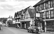 Henley-On-Thames, Ye Olde Xvi Century Elizabethan House c.1955