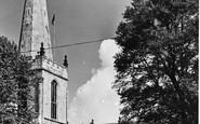 Hessle, All Saints Church c.1955