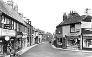 Hessle, Prestongate c.1955