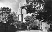 Hessle, The Church c.1955