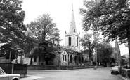 Hessle, The Church c.1965