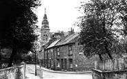 Hessle, Tower Hill c.1955
