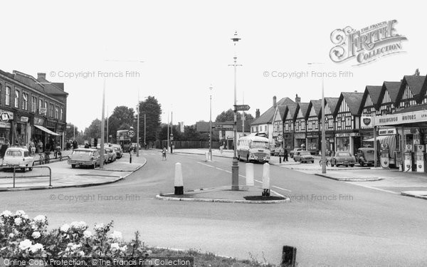 Hillingdon, The Parade c.1960