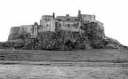 Holy Island, The Castle c.1960