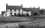 Holy Island, The Village Square c.1940
