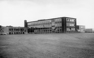 Hornchurch, Abbs Cross Technical School c.1960