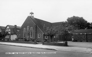 Hornchurch, All Saints Church, Squirrels Heath c.1965