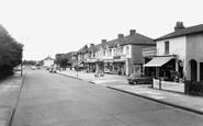 Hornchurch, Ardleigh Green Road c.1965