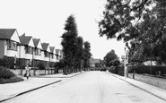 Hornchurch, Billet Lane c.1950