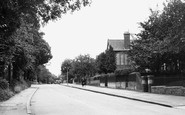 Hornchurch, Butts Green Road c.1950