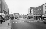 Hornchurch, High Street c.1960