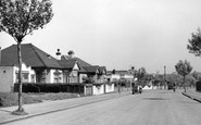 Hornchurch, Minster Way c.1950