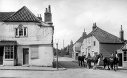 Hornchurch, North Street 1908