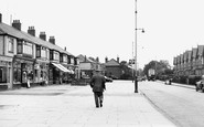 Hornchurch, North Street c.1950