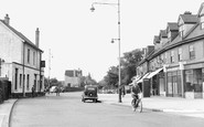 Hornchurch, North Street c.1955