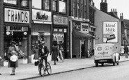 Hornchurch, Shop In High Street c.1950