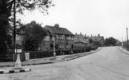 Hornchurch, Slewins Lane c.1950