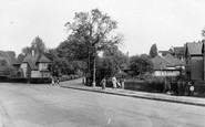 Hornchurch, Slewins Lane c.1955