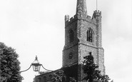 Hornchurch, St Andrew's Church 1908