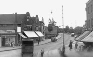 Hornchurch, Station Road c.1950