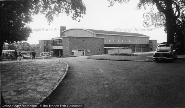 hornchurch swimming pool francis frith