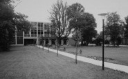 Hornchurch, The College Of Further Education c.1965