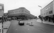 Hornchurch, The High Street c.1965