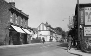 Hornchurch, The King's Head c.1950