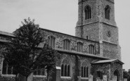 Hornchurch, The Parish Church c.1965