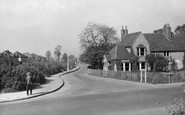 Hornchurch, Wingletye Lane c.1950
