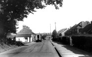Horsham, Rusper Road c1960